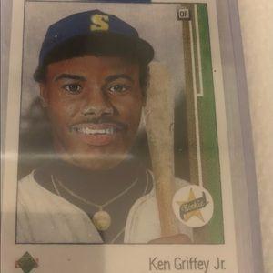 Ken Griffey Jr 18 of 89 rare